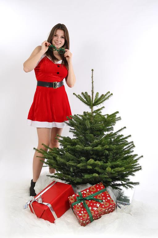 Weihnachtsbaum, Nordmanntanne 125-140cm online kaufen